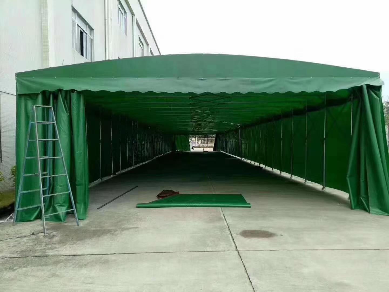 移动雨棚雨篷